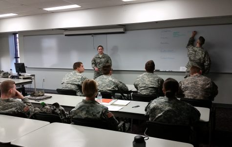 ROTC's policy sparks religious issues