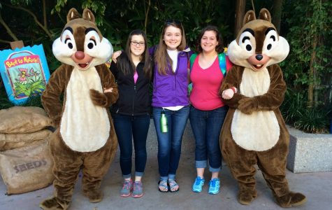 New interim trip goes to the 'happiest place on earth'