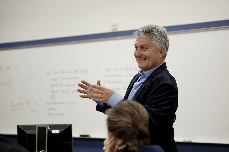 Photo courtesy Calvin College January Series