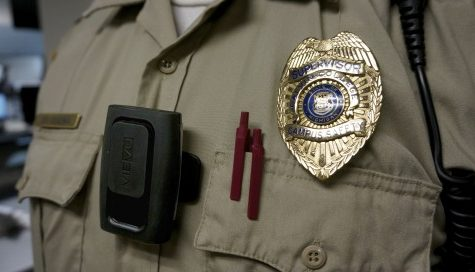 Grand Rapids city manager proposes police body cameras