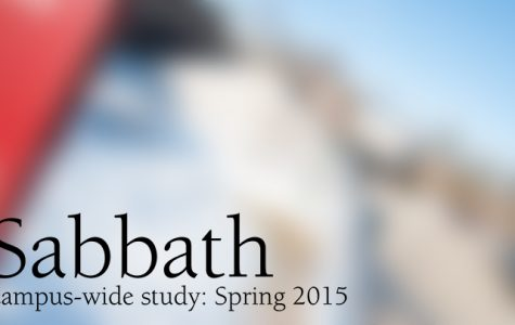 "Six-week campus Bible study focuses on ""Sabbath"""