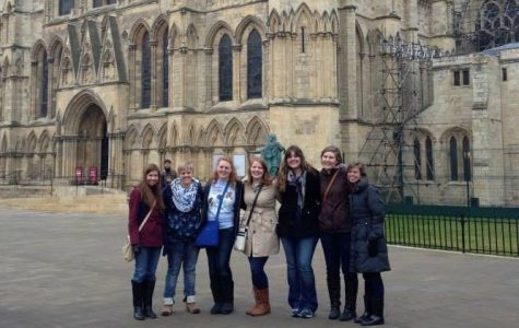 Calvin students attend ordination of first female bishop