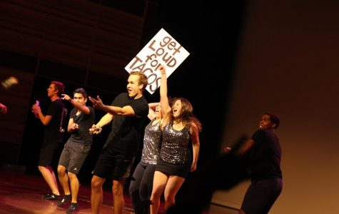 Reimagined Airband takes the stage at the CFAC