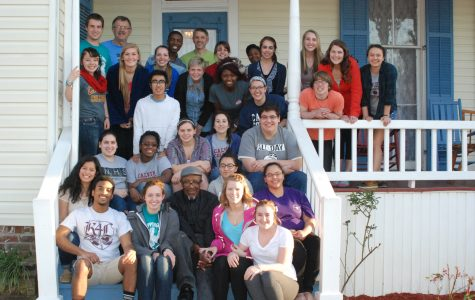 Prospective John M. Perkins Fellow students to visit this weekend