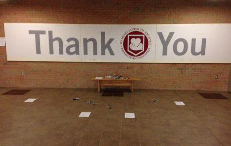 Student senate leads Gratitude Week at Calvin