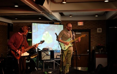 Cave Cafe hosts 'Weezer and Shrek' night
