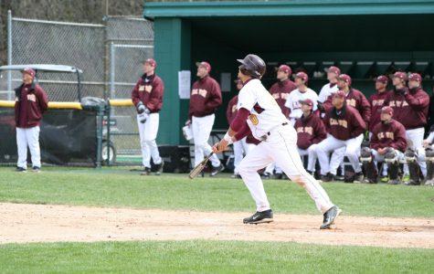 Calvin Baseball sweeps Trine in doubleheader, plays Adrian on Friday
