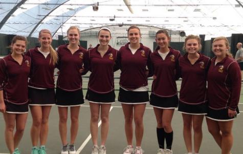 Calvin women's tennis wins three in a row