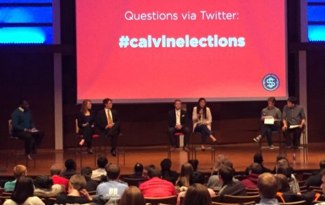 Three executive teams emphasize diversity, connection in senate debate