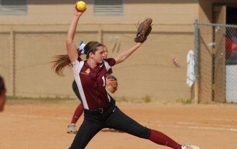 Softball experiences tough stretch