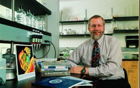 Calvin remembers Bud Bouma, professor of biology