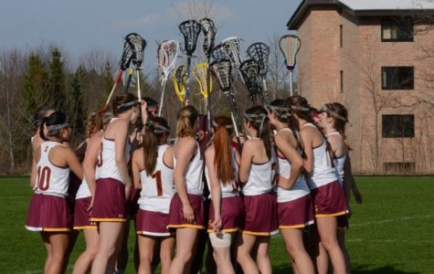 WLAX season ends in MIAA Tournament final