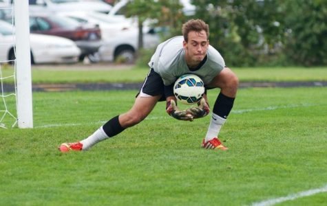 Men's Soccer leaves New England with a win