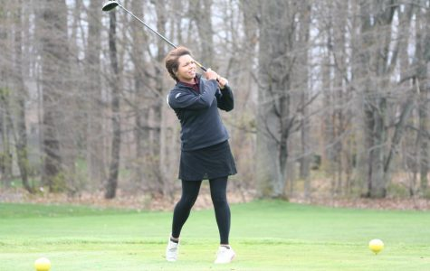 Women's golf off to slow start