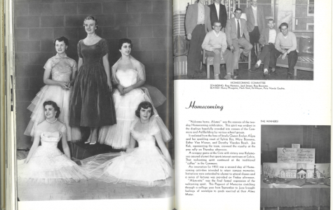 Homecoming evolves as time passes