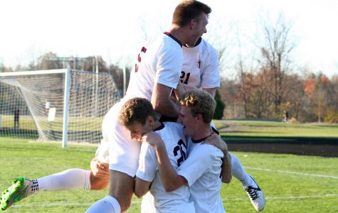 Men's Soccer Continues their Record Breaking Season
