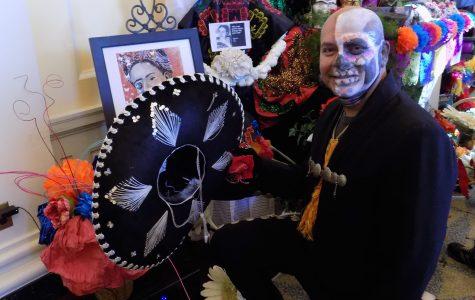 Community comes together to celebrate Día de los Muertos