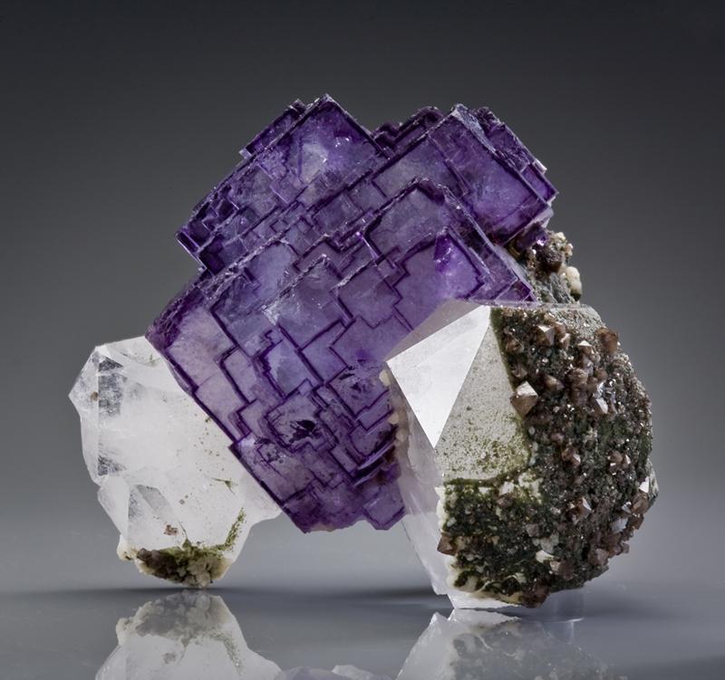 mineral spotlight fluorite calvin college chimes