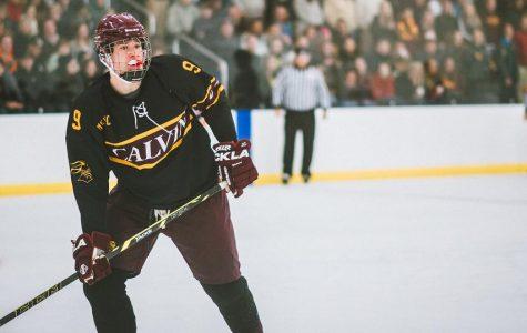 Hockey Team Sweeps Hope this past weekend