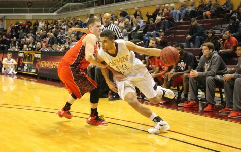 Men's Basketball defeats Albion, ends losing streak