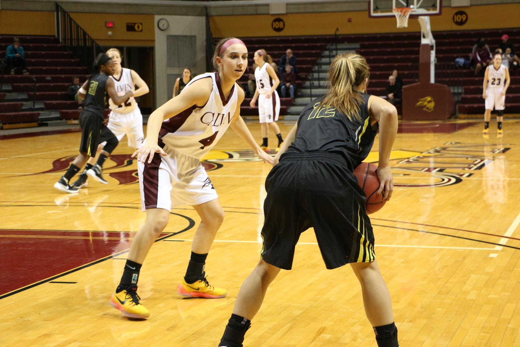 calvin college basketball Michigan intercollegiate athletic association  calvin (2nd), hope (3rd),  2018 in her first season on the adrian college track and field team, .