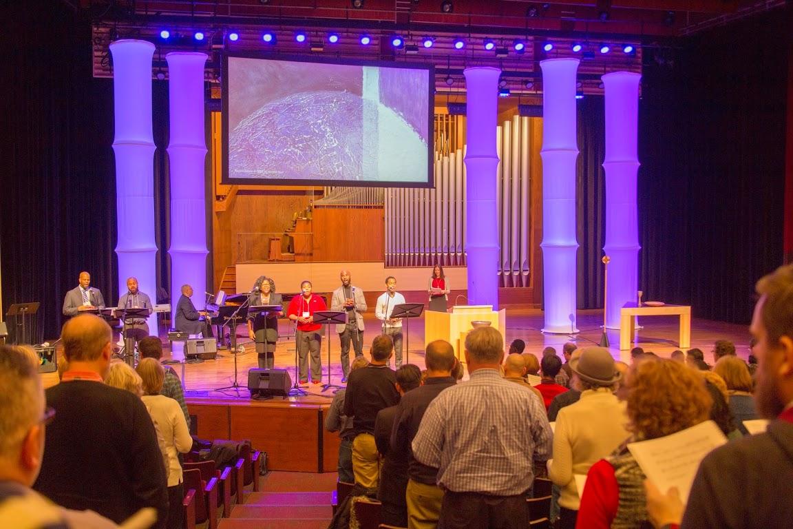 calvin worship grant