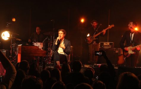 "Ben Rector performs ""pop with a purpose"" to sold out CFAC crowd"