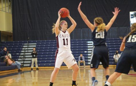 Women's basketball team loses to Trine in tournament