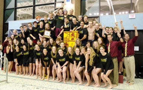 MIAA Champion swimming and diving teams continue success