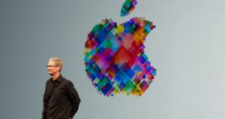 "Apple CEO Tim Cook. Photo by Flickr user ""Mike Deerkoski"""