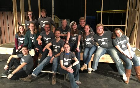 The Things We do for Love: Calvin Theatre Company Presents Love's Labour's Lost