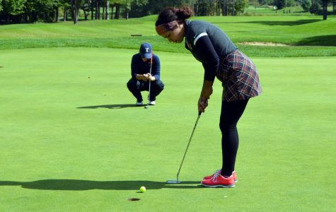 Women's golf plays well in recent tournaments