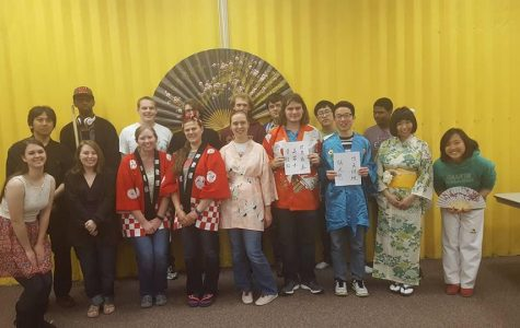 Japanese Culture rolls in to Campus