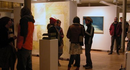 Photo courtesy (106) Gallery