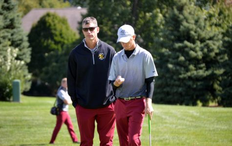 Men's golf places in top 3 for fifth straight tournament