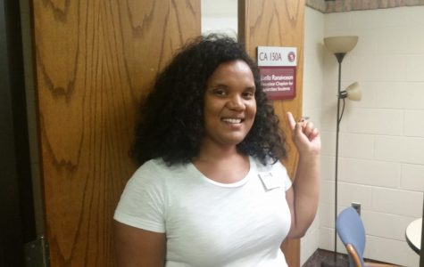 Welcomes and well-wishes: Q&A with new associate chaplain for upperclass students Joella Ranaivoson