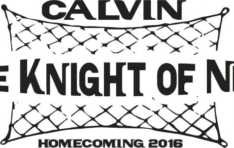 Calvin athletics aims to raise money and awareness with Knight of Nets