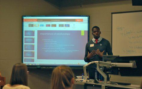 Student Senate hosts summit for student leaders
