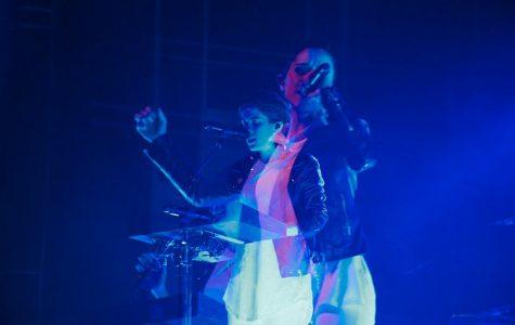 Indie pop duo Tegan and Sara fill CFAC