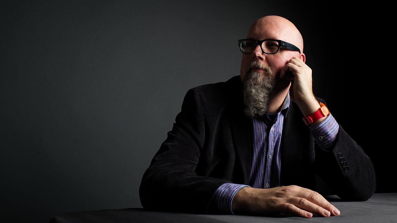 Professor Lew Klatt, Photo from Calvin.edu