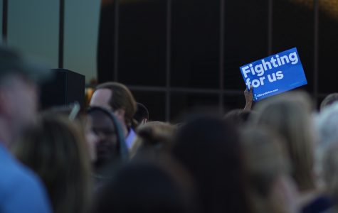 Trump and Clinton make final fight for West Michigan