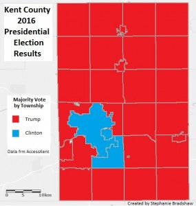 Kent County general election results.