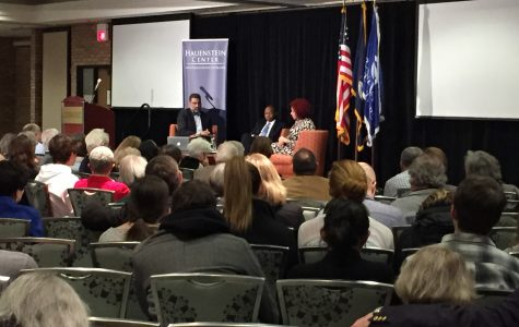 GVSU's Common Ground Initiative: Journalists debate race and the American dream