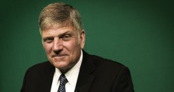 Franklin Graham; Photo courtesy Huffington Post