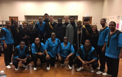 Ladysmith Black Mambazo brings a night of culture to Calvin College