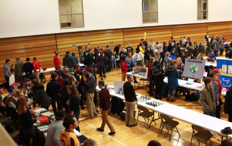 Student organizations get platform in second Cokes and Clubs