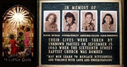 "Spike Lee's 1997 documentary ""4 Little Girls"" sheds light on the terrorist bombing that occured at 16th Street Baptist Church in Birmingham,  Alabama. Photo taken from YouTube."