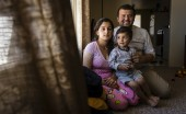 Refugee families are threatened by recent executive orders. Photo courtesy World Relief.