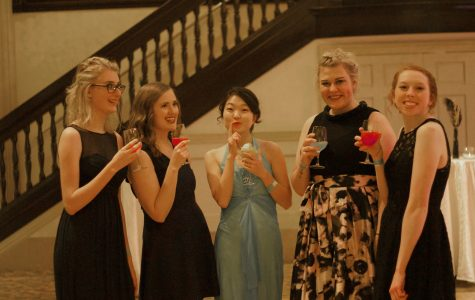 Amway Grand formal attracts students of all grade levels