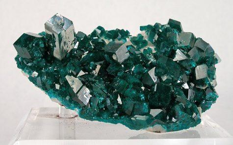 Mineral Spotlight: Dioptase